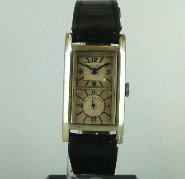 G.&M.LANE&CO Dr.watch