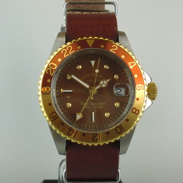 VAGUE BROWN GMT
